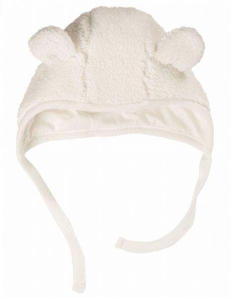 Frugi Cosy Bonnet Baa Baa Sheep